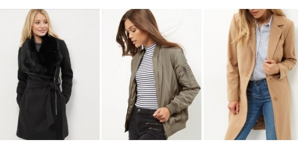 25% Off Coats & Jackets @ New Look