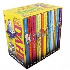 Roald Dahl 15 Book Collection Just £17.59