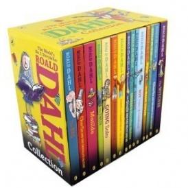 Roald Dahl 15 Book Collection Just £17.59