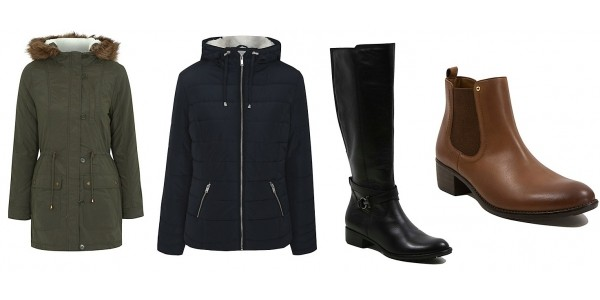 25% Off Coats & Boots @ Asda George Online
