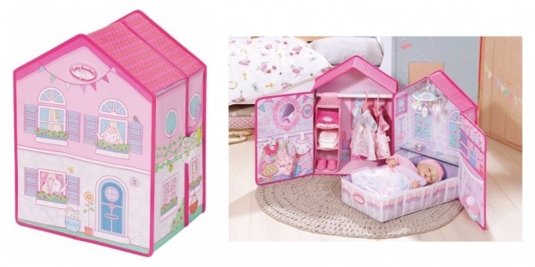 Baby Annabell Bedroom Now £41.99 Delivered (Using Code) @ Smyths