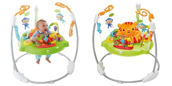 Fisher-Price Roaring Rainforest Jumperoo £49.99 Using Code @ Smyths Toys (Expired)