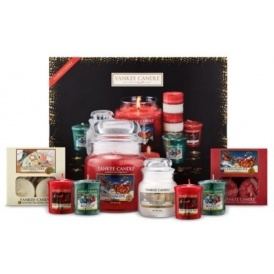yankee candle gift the christmas edition 23. Black Bedroom Furniture Sets. Home Design Ideas