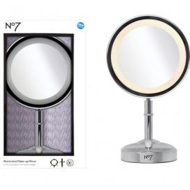 No7 Illuminated Makeup Mirror 163 17 49 Boots Com