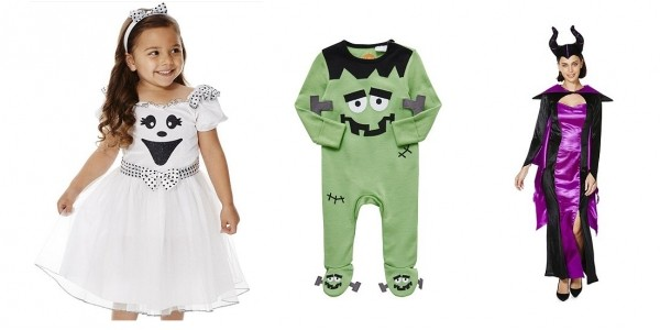 Up To 70% Off Halloween Clothing @ F&F