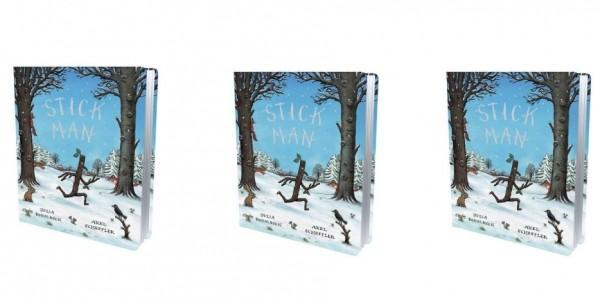 Stick Man (Hardback) £2.10 @ Amazon (Expired)