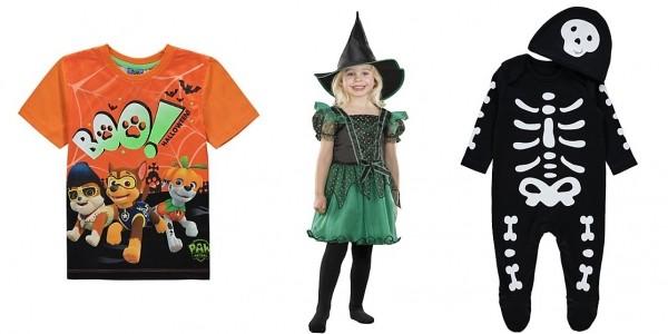 Halloween Clothing Bargains @ Asda George