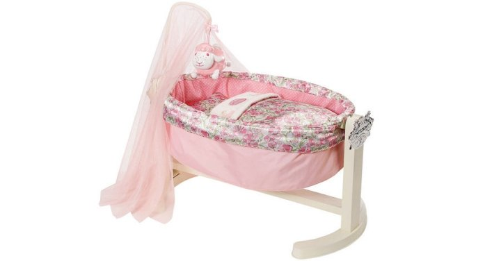 Baby Annabell Rocking Cradle Now £27 (Using Code) @ Debenhams