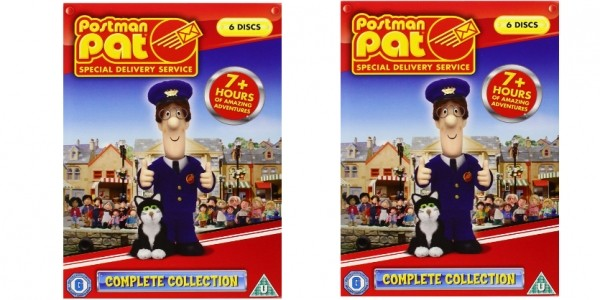 Postman Pat SDS - Complete Collection DVD £4.99 @ Amazon