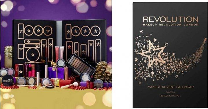 Makeup Revolution Beauty Advent Calendar £25 Delivered ...