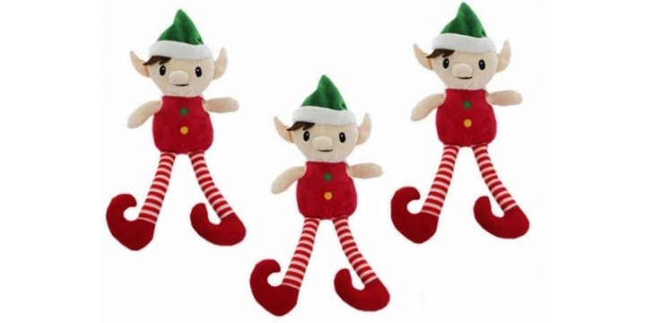 Santa S Little Elf Plush Toy 163 2 25 With Code The Works