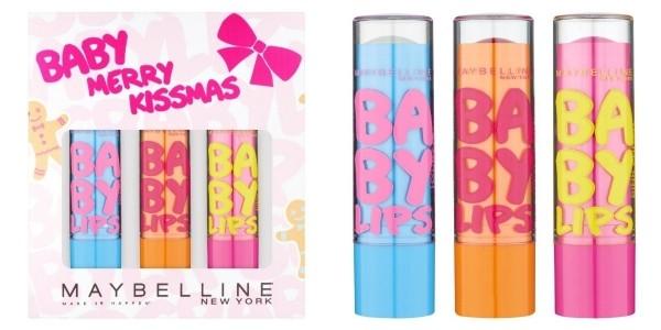 Maybelline Baby Merry Kissmas £3.75 @ Amazon