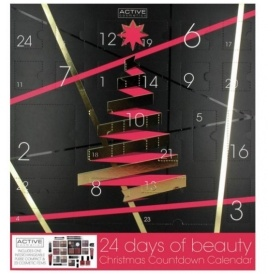 24 Days Of Beauty Advent Calendar £9.99 (was £29.99) @ Argos