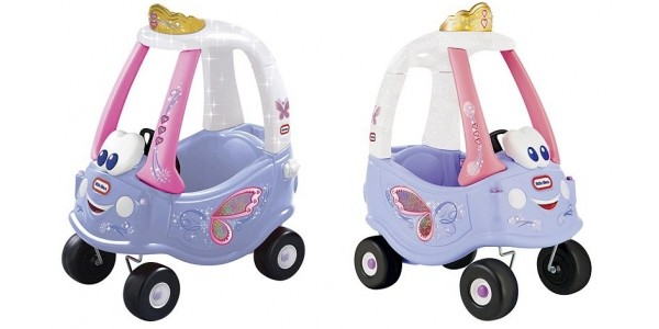 Little Tikes Fairy Cozy Coupe £42 (was £59.95) @ Tesco Direct