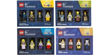 free-lego-minifigure-collection-worth-gbp-999-when-you-spend-gbp-45-on-lego-toys-r-us-168144