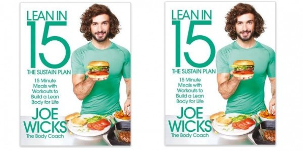 Pre-Order Lean in 15 - The Sustain Plan: 15 Minute Meals and Workouts to Get You Lean for Life Book £8 @ Amazon