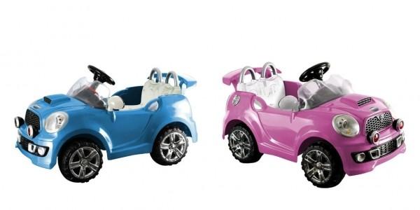 6V Cabriolet Car Blue/Pink £74.99 @ Very
