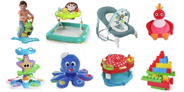 Offer Stack: Up To Half Price Baby Toys + 3 for 2 @ Argos (Expired)