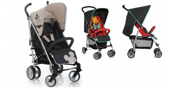Disney Spirit Charcoal Mickey Mouse Pushchair £99.99 Delivered @ Argos