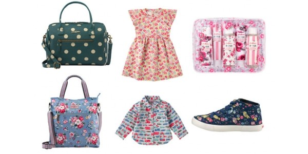 The Cath Kidston Sale Ends Tonight- Check Out The Further Reductions
