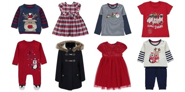 20% Off Kids & Baby Clothing @ Asda George Online Only