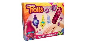 half-price-dreamworks-trolls-nail-art-and-bangle-set-now-gbp-5-the-entertainer-168257