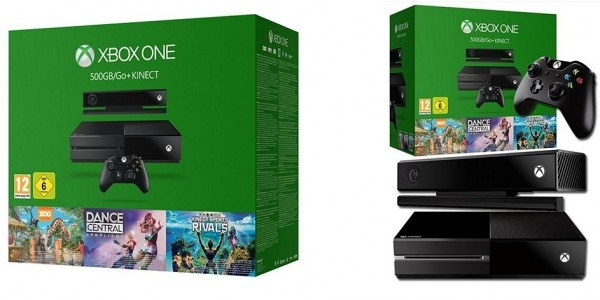 Xbox One With Kinect Holiday Value Bundle £179 @ Tesco Direct