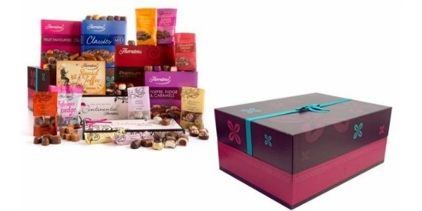 Chocolate Essentials Hamper £28.90 (With Code) @ Thorntons