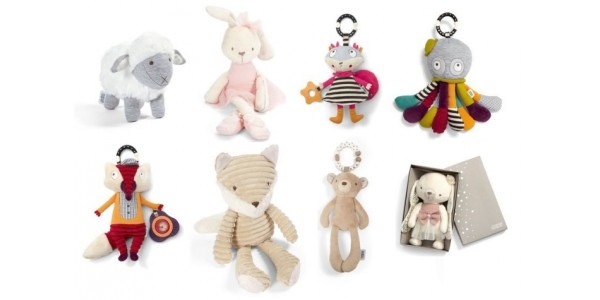 Today Only: 30% Off All Soft Toys @ Mamas and Papas (Expired)