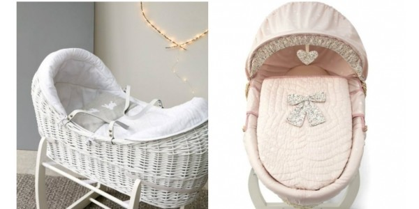 Half Price Moses Baskets @ Mamas & Papas