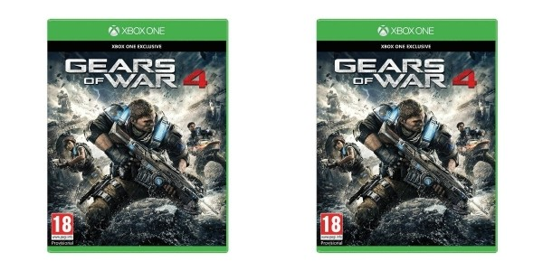 Gears Of War 4 (Xbox One) £29.99 Delivered @ Smyths