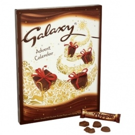What's Amazon's Deal of the Day? It's the Galaxy Milk Chocolate Advent ...