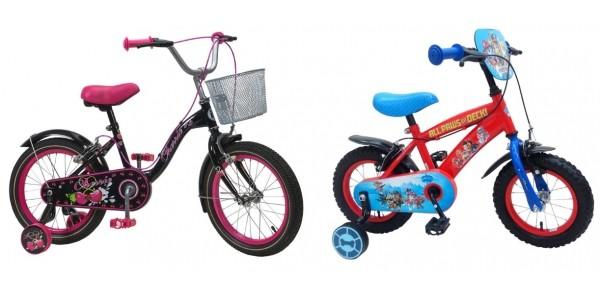 20% Off Selected Kids Bikes @ Smyths