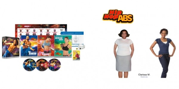 Shaun T's Hip Hop Abs Fitness Programme £5 (Add-On) @ Amazon