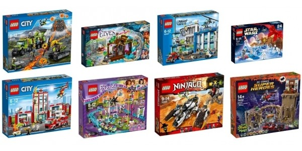 £10 Off When You Spend £50 On LEGO at Smyths Toys