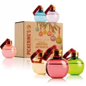 Image result for pickerings gin baubles