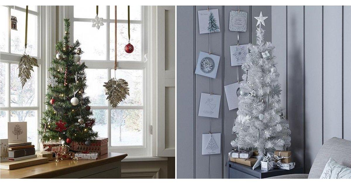 3ft Pre Lit Christmas Tree £5 @ Tesco Direct / Asda George