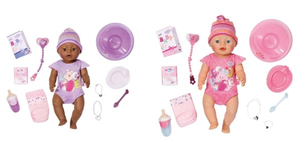 Baby Born Interactive Doll's Now £31.99 @ Very