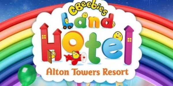 NEW CBeebies Land Hotel at Alton Towers Resort