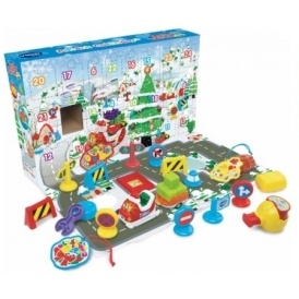 Asda have slashed the price of the VTech Toot-Toot Drivers Advent ...