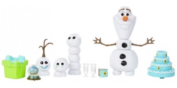 FREE Frozen Olaf Figure Set Worth £18.99 When You Spend £25 On Frozen @ Argos