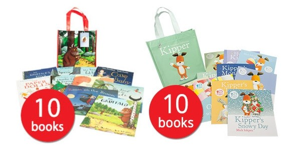 Flash Sale Plus Free Delivery When You Spend £10 (Using Code) @ The Book People (Expired)