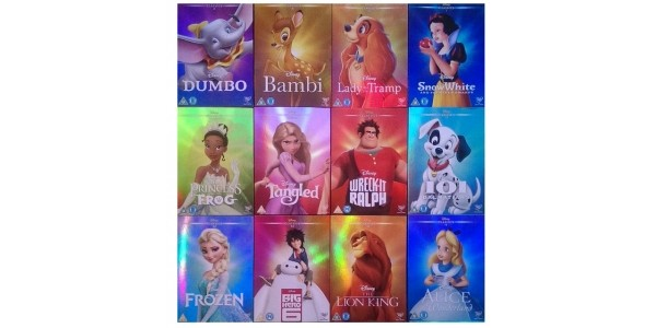 3 For £20 Disney DVDs, 3 for £25 on Disney Blu-ray and 3 for £30 on 3D Disney Blu-ray @ HMV