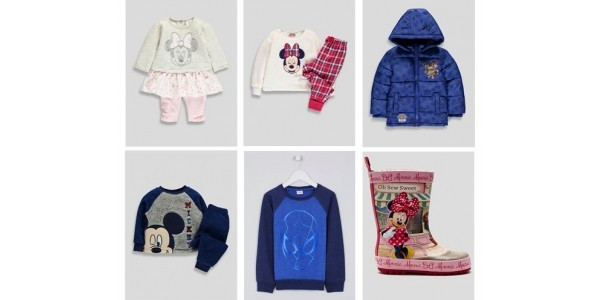 20% Off Character Childrenswear @ Matalan