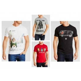 2 For 163 15 Men S Christmas T Shirts Matalan