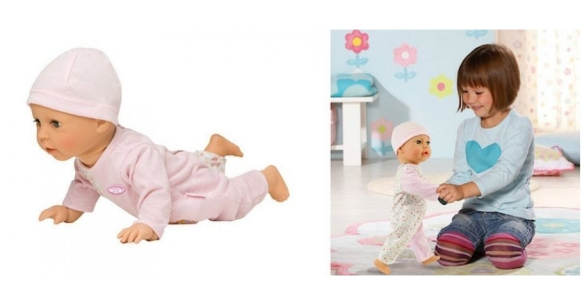 Baby Annabell Learn to Walk £29.99 @ Argos