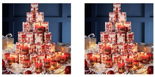 Yankee Candle Bumper Pack of 20 Christmas Votives (Worth £59.80) £29.90 @ JD Williams