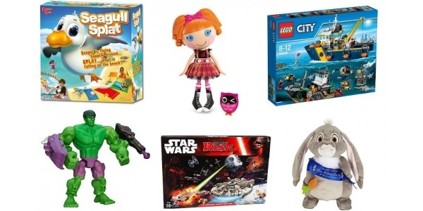 Early Black Friday Deals: Up To 60% Off Toys @ The Entertainer