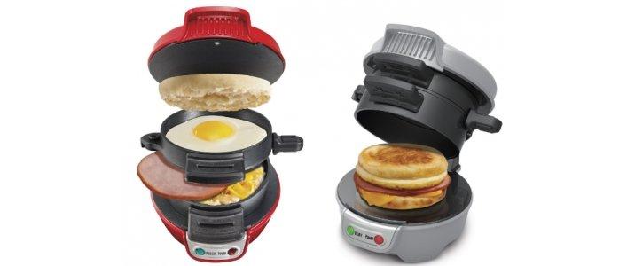 Electric Breakfast Sandwich Maker £14.99