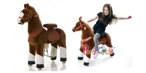 £50 Off Pony Cycle Ride On Toy Now £120 @ Wilko